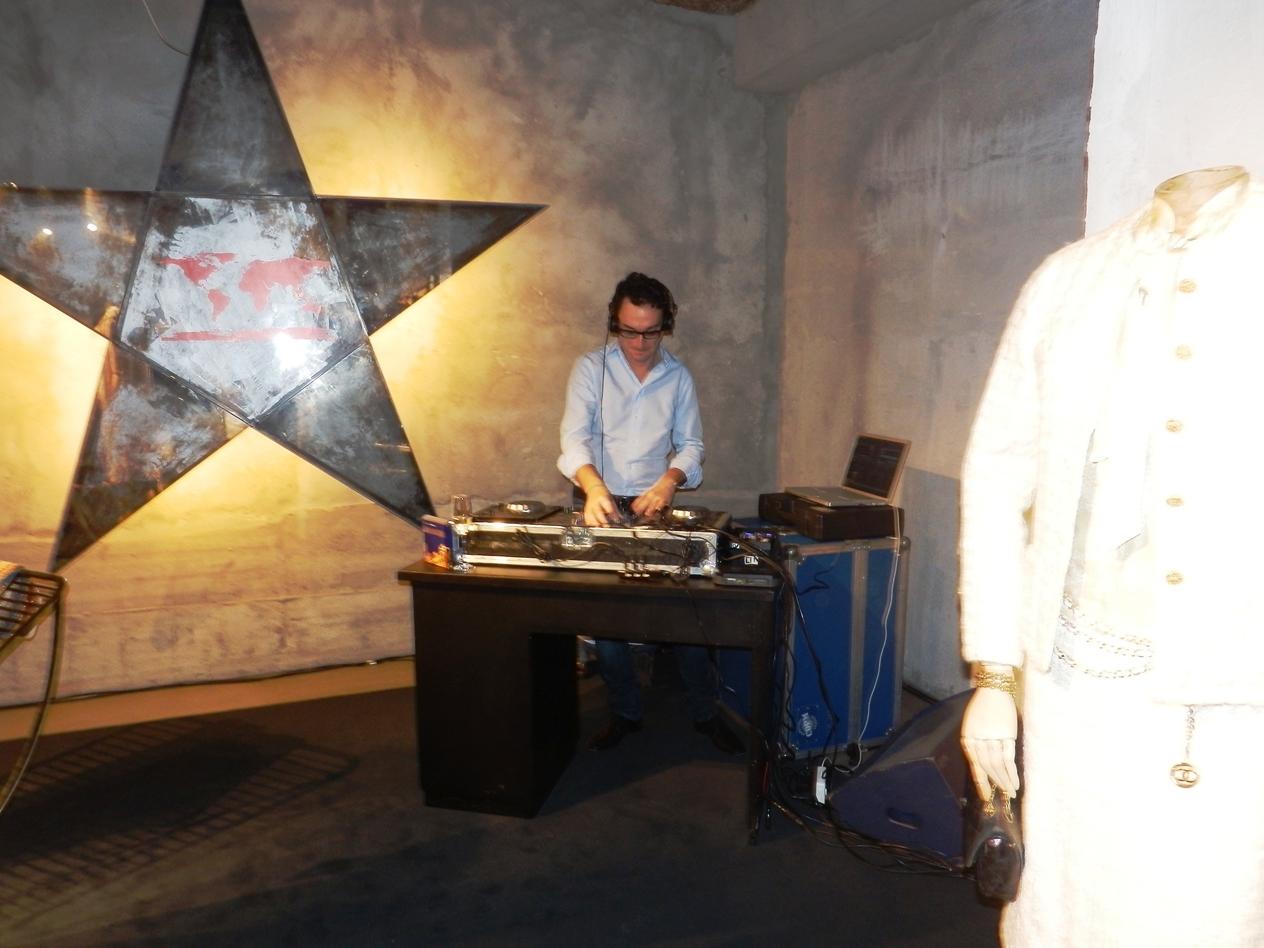 FIORISTI - RIPRESE - DJ SET